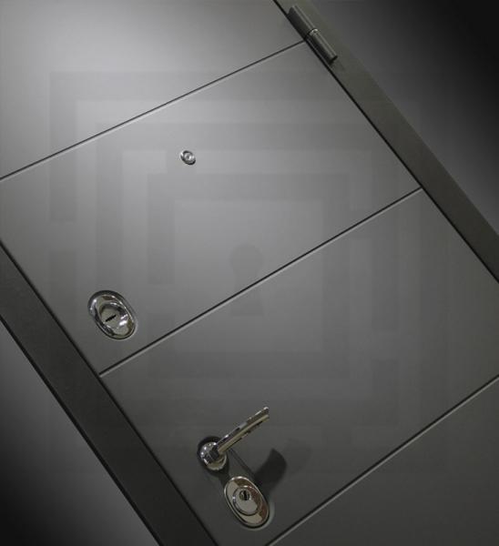 ART графит с Зеркалом Максимум - Белый софт