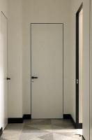 Комплект скрытой двери Black Edition кромка алюминий с 4-х сторон