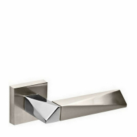 Fuaro DIAMOND DM SN/CP-3 матовый никель/хром
